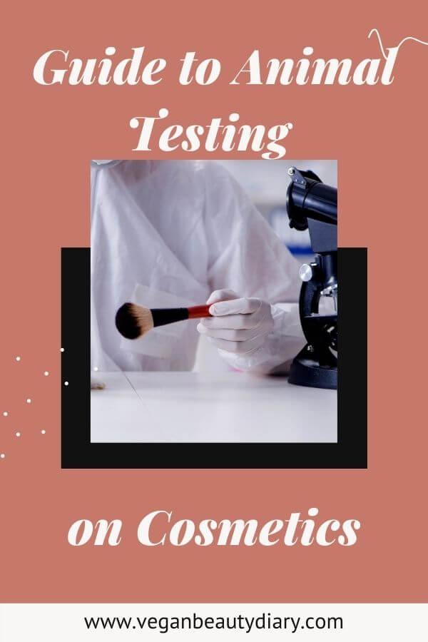 animal testing on cosmetics
