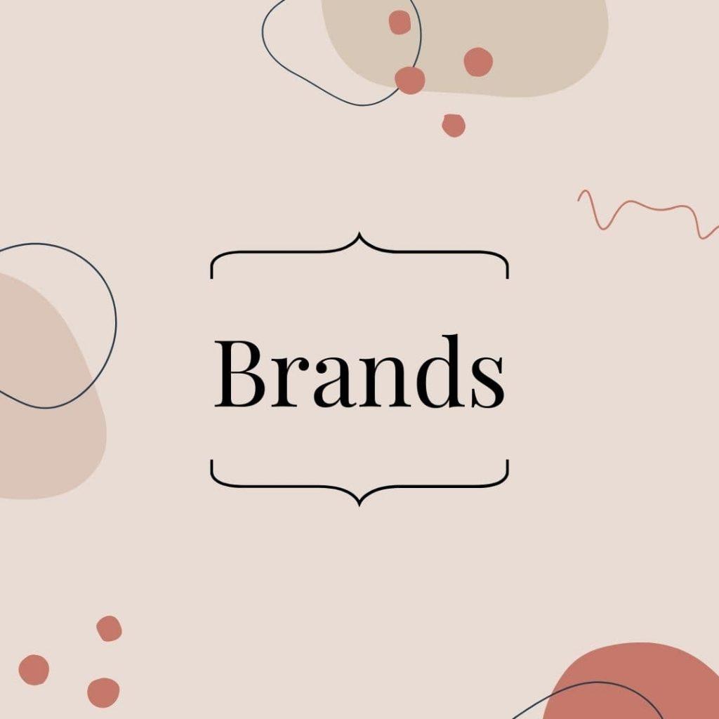 brands category