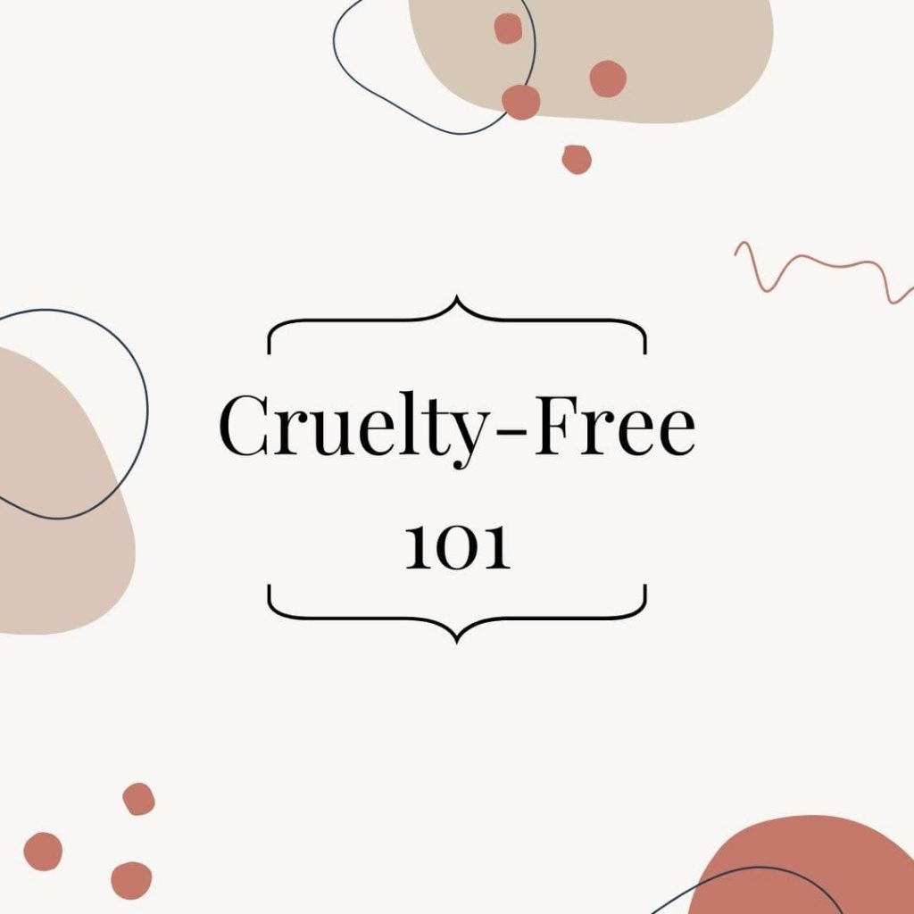 cruelty-free 101 category