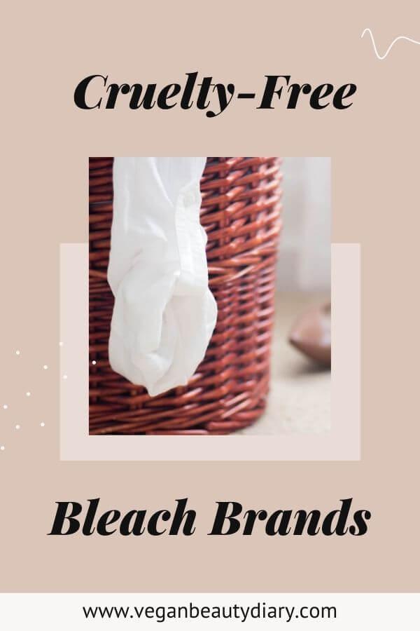 cruelty-free bleach brands