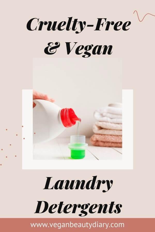 cruelty-free laundry brands