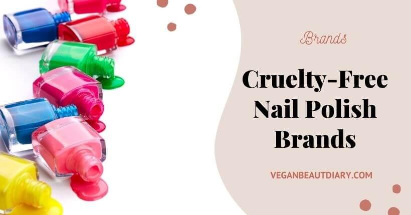 27 Cruelty-Free Nail Polish Brands on Amazon