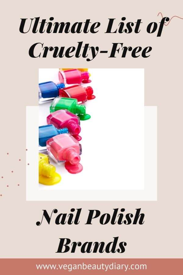 cruelty-free nail polish brands