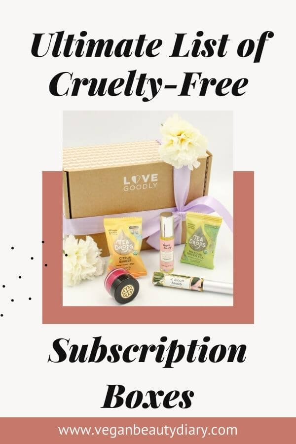 cruelty-free subscription boxes