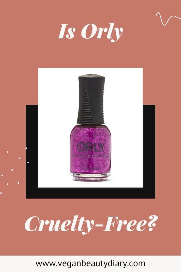 is Orly cruelty-free