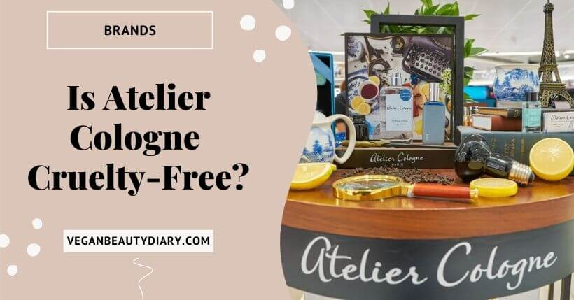 Is Atelier Cologne Cruelty-Free?