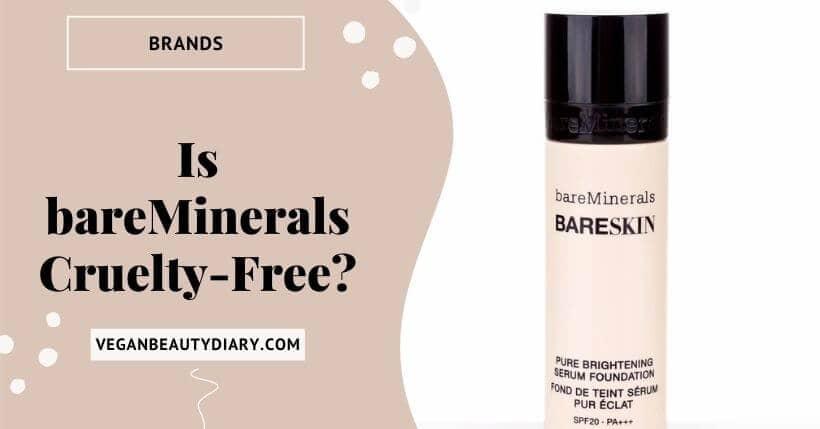 Is BareMinerals Cruelty-Free?