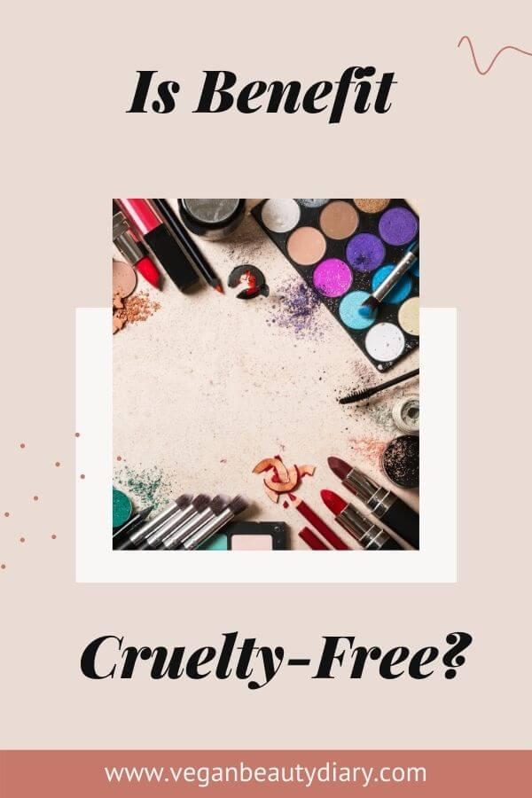 is benefit cruelty-free