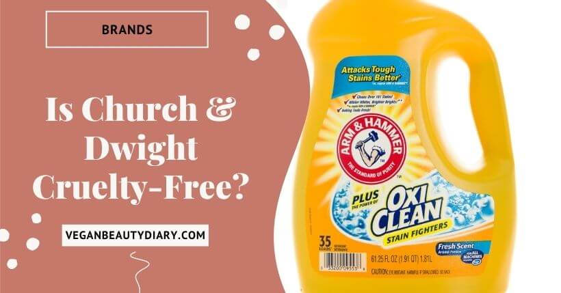 is church dwight cruelty-free