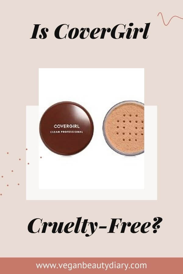 is covergirl cruelty-free