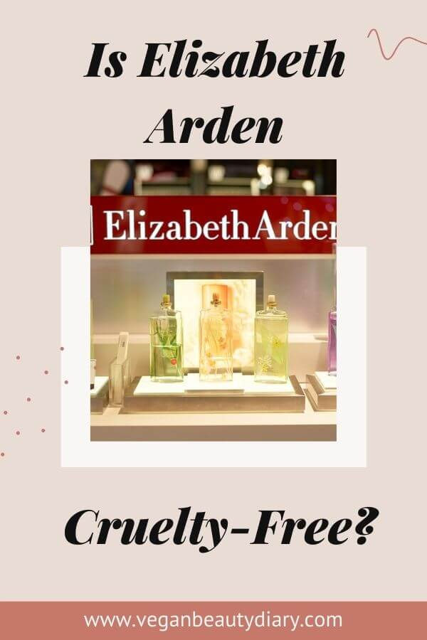 is elizabeth arden cruelty-free