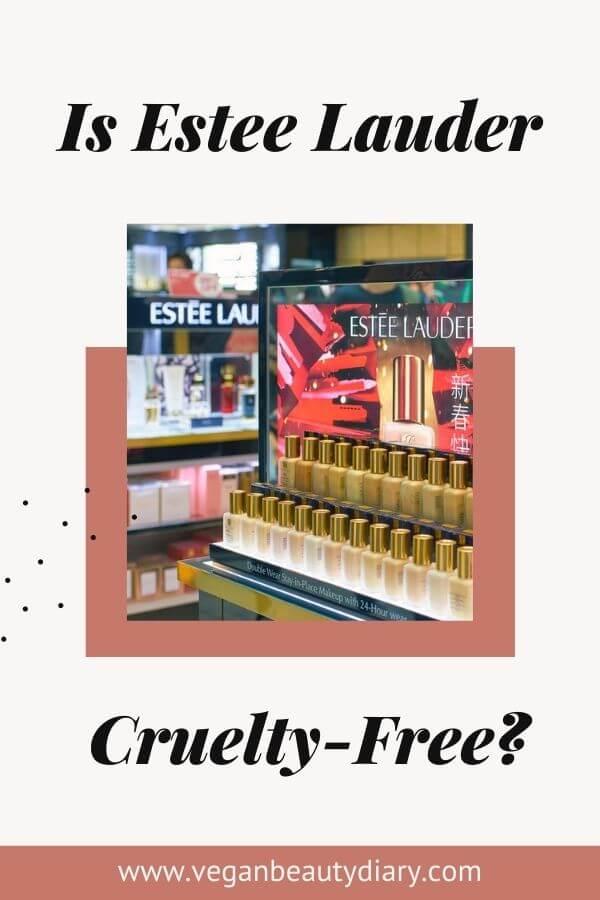 is estee lauder cruelty-free