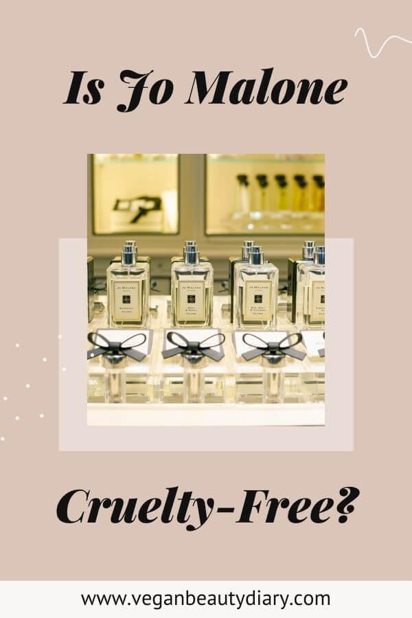 is jo malone cruelty-free