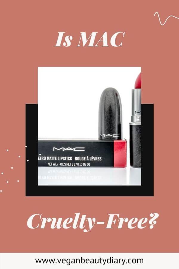 is mac cruelty-free