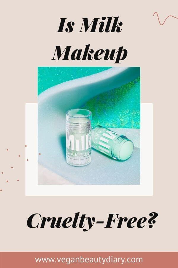 is milk makeup cruelty-free