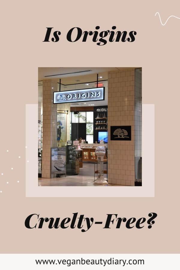is origins cruelty-free