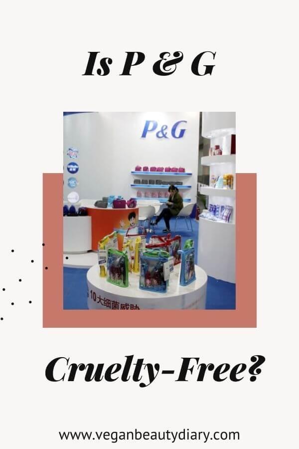 is p&g cruelty-free