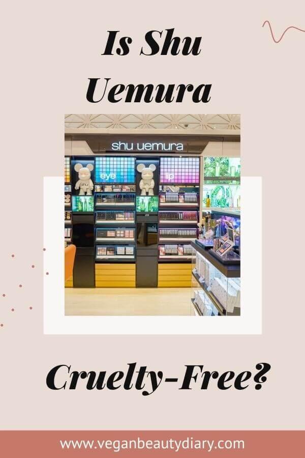 is shu uemura cruelty-free