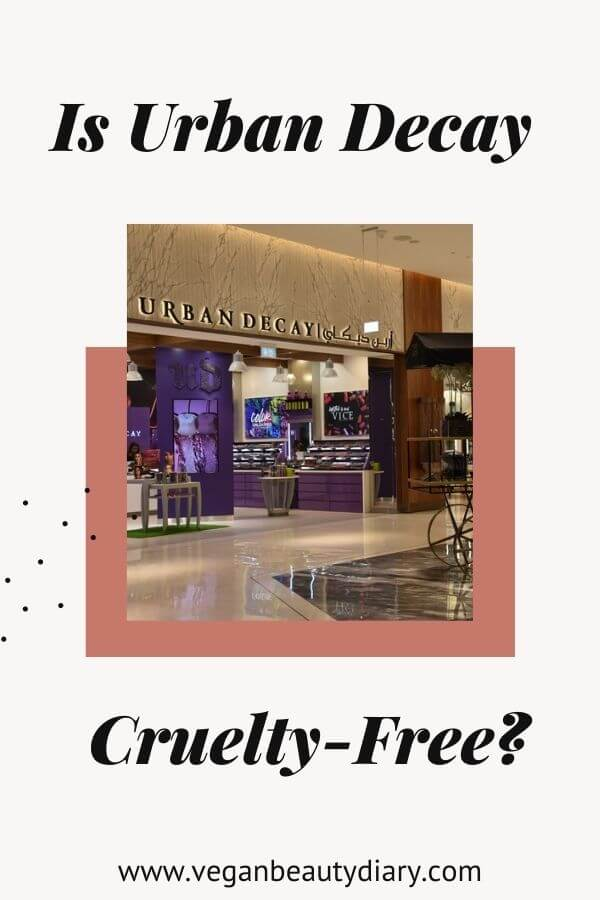 is urban decay cruelty-free