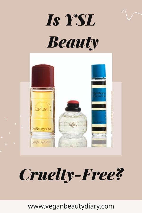 is ysl beauty cruelty-free