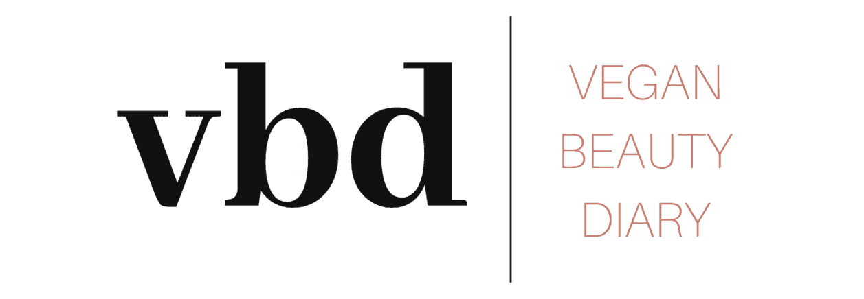 vegan beauty diary logo